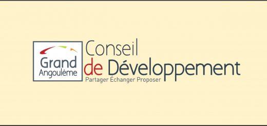 Logo Conseil De Développement Grand Angoulême