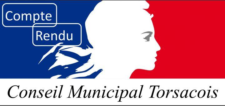 Compte rendu conseil municipal
