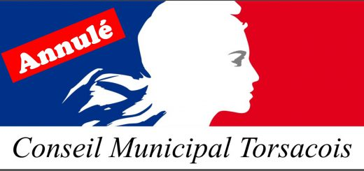 Conseil Municipal annulé