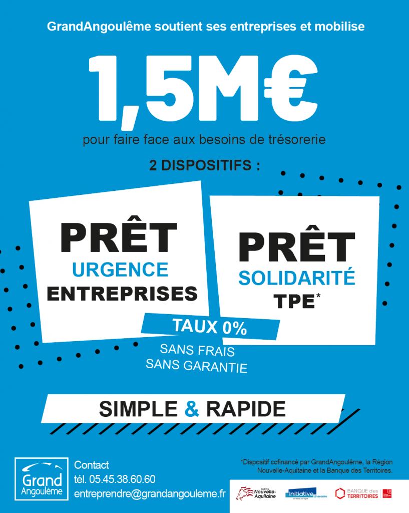 Aides aux entreprises - Grand Angoulême
