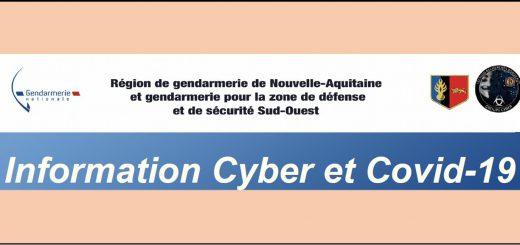Cyber menaces - info Gendarmerie