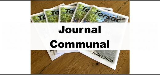 Bandeau journal Communal Torsac