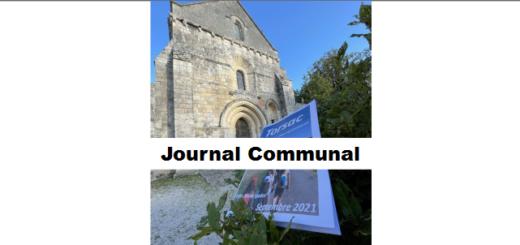 Bandeau Journal Communal